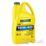 RAVENOL Turbo-C 15W-40 5L