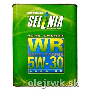 SELÉNIA WR Pure Energy 5W-30 2L