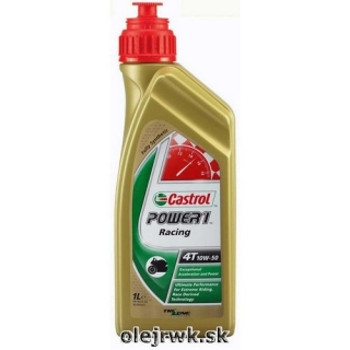 Castrol Power1 Racing 4T 10W-50 1L