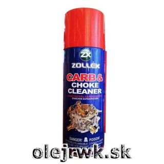 Zollex Carb & choke cleaner 450ml