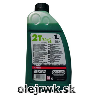 OREGON 2T oil 1L