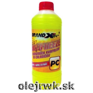 Antifreeze PC - Citroen, Peugeot, Renault  1L
