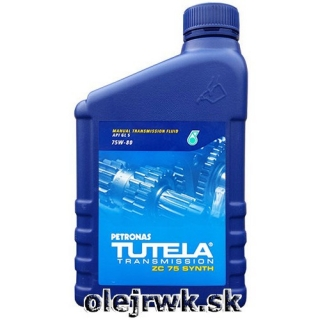 Tutela Car ZC 75 Synth 75W-80 1L