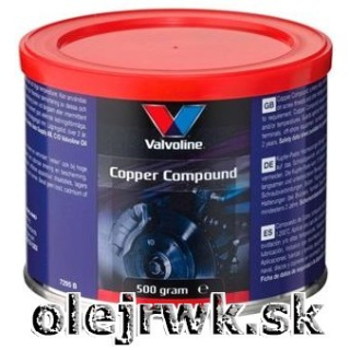 Valvolive COPPER COMPOUND 500g