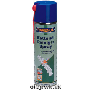 Ravenol Kettenöl Reiniger Spray 500ml