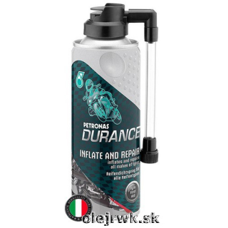 PETRONAS DURANCE Defekt spray pre motocykle 200ml