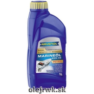 RAVENOL MARINEOIL PETROL Synthetic 25W-40 1L