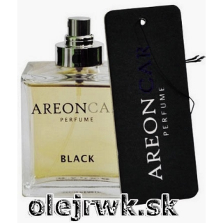 Areon Car Parfume - Black 50ml