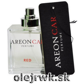 Areon Car Parfume - Red 50ml