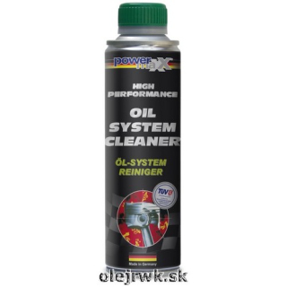 PowerMaxx OIL SYSTEM CLEANER 300ml