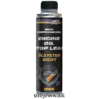 PowerMaxx ENGINE OIL STOP LEAK 300ml