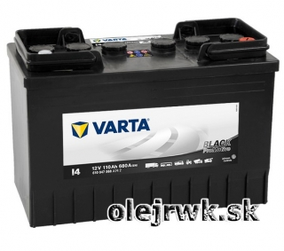 VARTA BLACK Dynamic Promotive I4 12V 110Ah