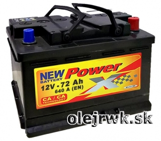 PowerX NEW 12V 72Ah