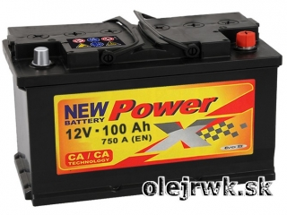 PowerX NEW 12V 100Ah