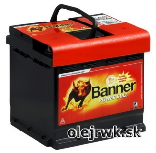 Banner Power Bull 12V 50Ah