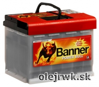 Banner Power Bull 12V 63Ah