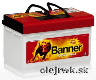 Banner Power Bull 12V 77Ah