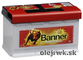 Banner Power Bull 12V 84Ah