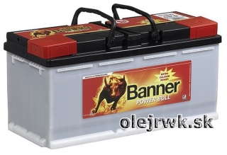 Banner Power Bull 12V 100Ah