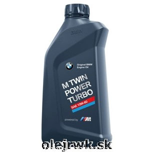 BMW M Twin Power Turbo 10W-60 1L