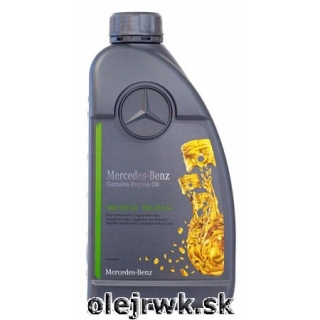 Mercedes-Benz Synthetic MB 229.51 5W-30 1L