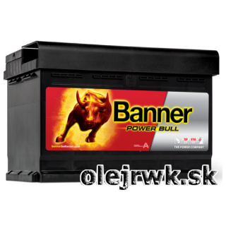 Banner Power Bull 12V 72Ah