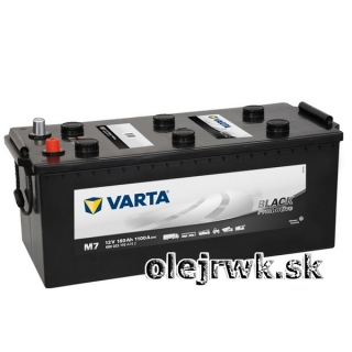 VARTA BLACK Dynamic Promotive M7 12V 180Ah