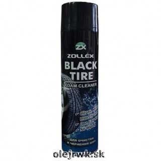 Zollex Black Tire 650ml