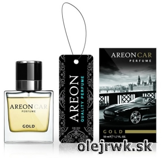 Areon Car Parfume - Gold 50ml