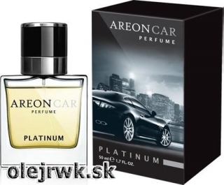 Areon Car Parfume - Platinum 50ml