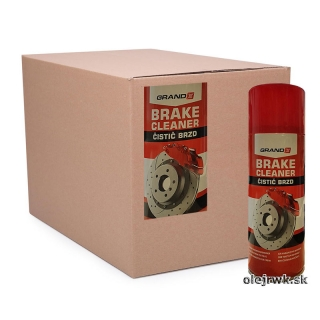 GrandX Brake cleaner (15ks) 15x500ml