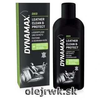DYNAMAX LEATHER CLEAN & PROTECT 500ml