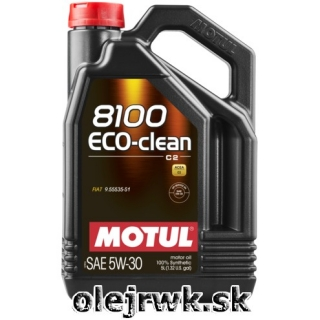 MOTUL 8100 ECO-clean 5W-30 5L