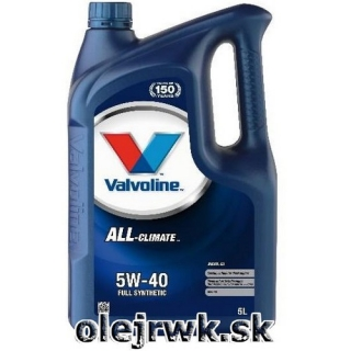Valvoline ALL Climate Diesel C3 5W40 5L