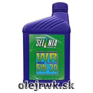 SELÉNIA WR Pure Energy 5W-30 1L