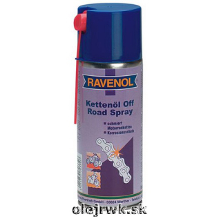 RAVENOL Kettenöl Off Road Spray 400ml
