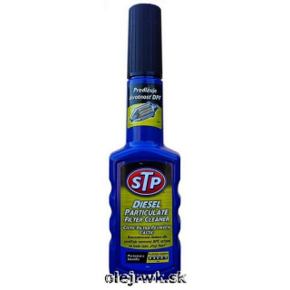 STP Diesel Particulate Filter Clener 200ml