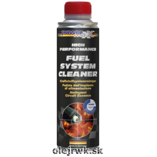 PowerMaxx FUEL SYSTEM CLEANER 300ml