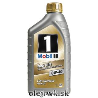 MOBIL 1 Keeps Engines FS 0W-40 1L